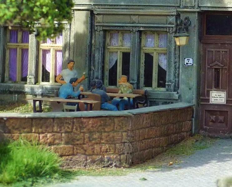 Hinterhof Diorama Seite 3 Stummis Modellbahnforum